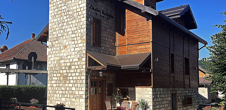 Chalet Kolasin Montenegro