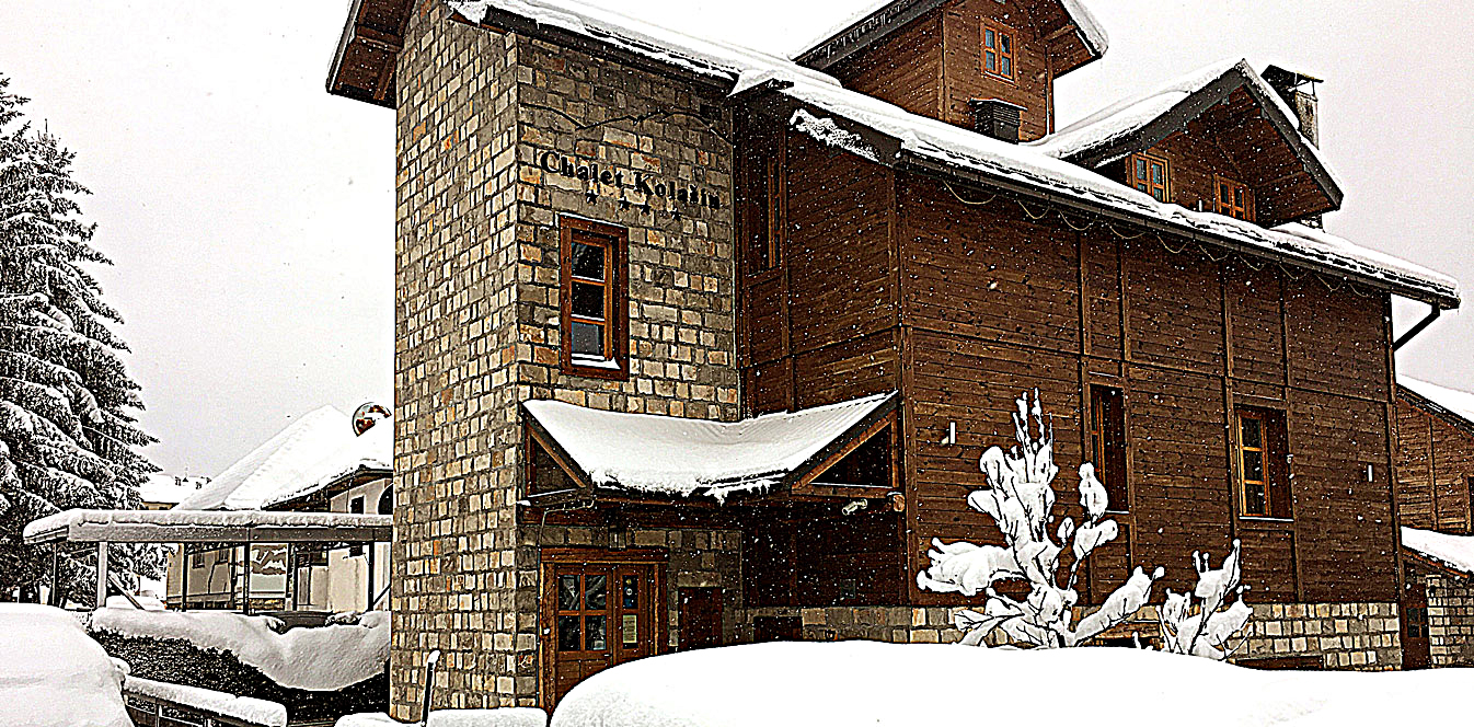 Family Suite Chalet Kolasin