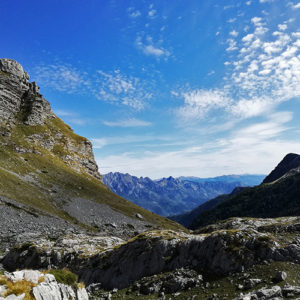Moraca Mountains Montenegro