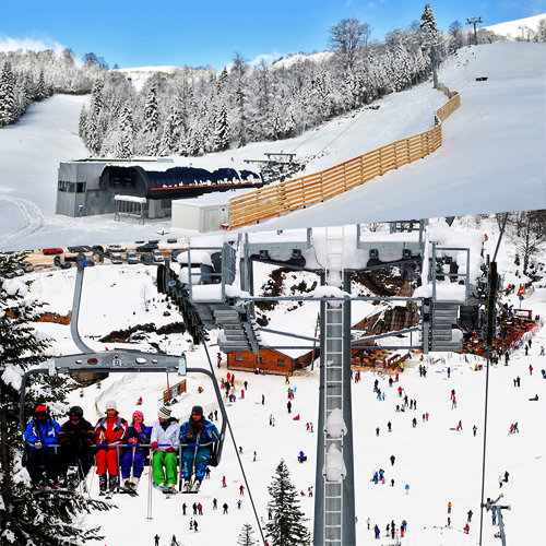 Ski Resorts Kolasin