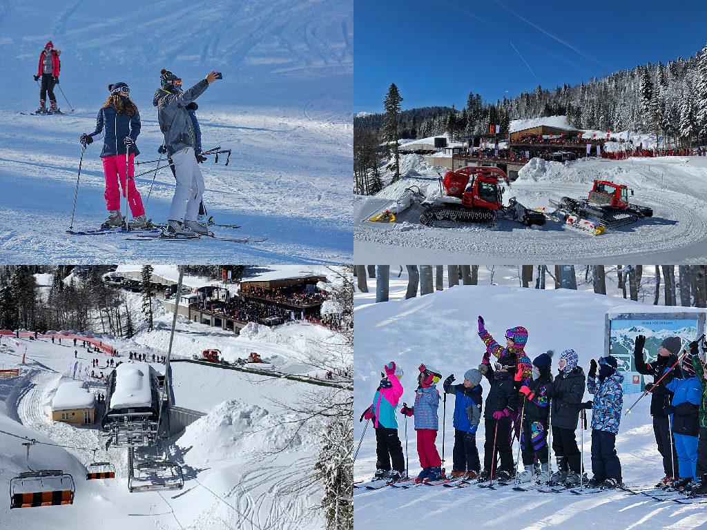 Ski zone Kolasin